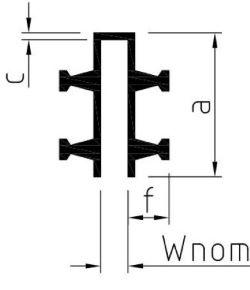 Sika Waterbars - Elastomer Type FAE_11.11.