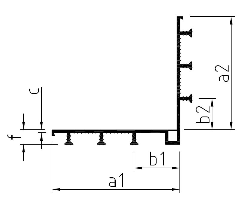 Sika Waterbars - Tricomer BV Type DA Ecke A_11.11.