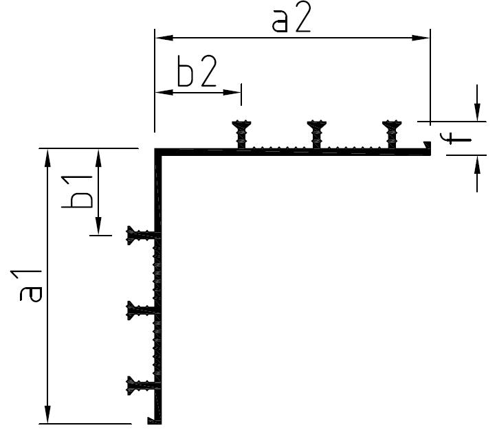 Sika Waterbars - Tricomer BV Type AA Ecke A_11.11.